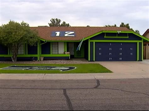 seahawks house seahawks house 28 images seattle seahawks fan house photos nfc west chs and