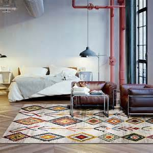 tapis de salon medina marrakesh par wecon home