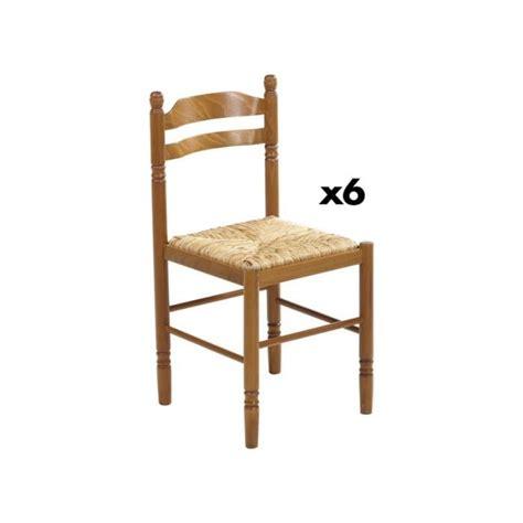 Chaises En Paille by Chaise En Paille Achat Vente Chaise En Paille Pas Cher
