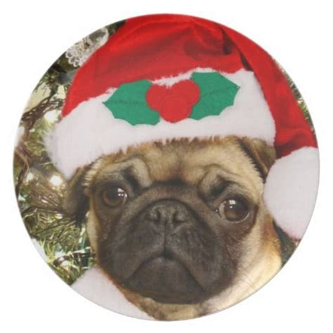 pug dinner set 62 best images about plates on holidays personalized
