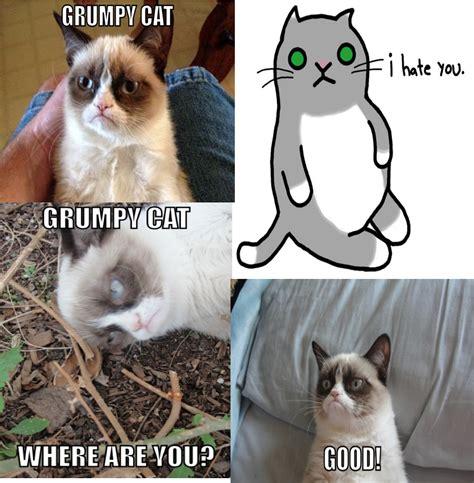 Original Grumpy Cat Meme - grumpy cat grumpy cat know your meme