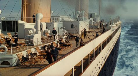 Pictures Of Titanic On Floor by Titanic Stories Fxguide