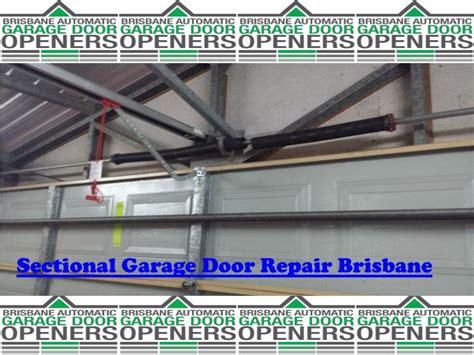 Sectional Garage Door Repair Ppt Sectional Garage Doors Repair Brisbane Powerpoint Presentation Id 7404170