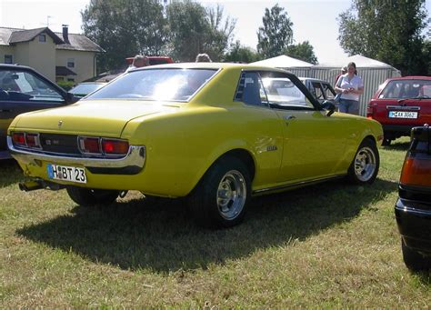 Tell Me About Toyota Tell Me About Early Toyota Celica S Retro Rides