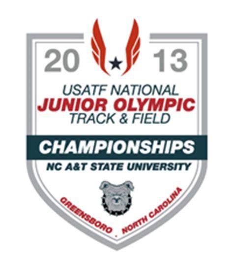 usa track & field association & regional results
