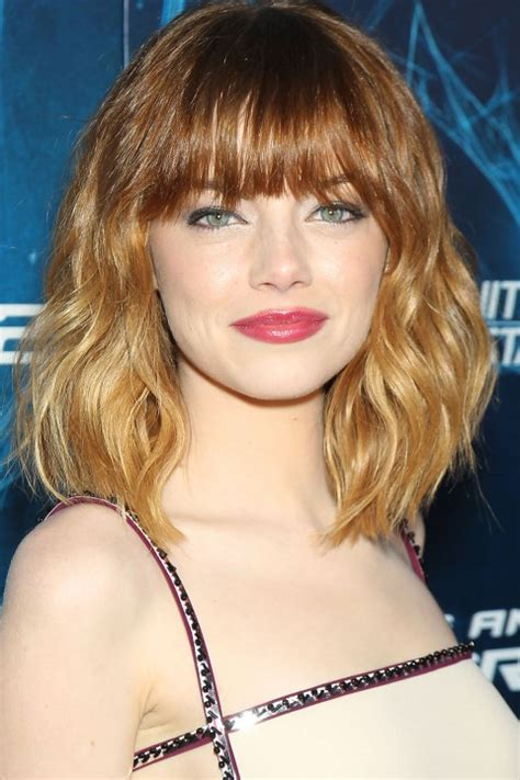 blonde bob dip dye dip dye hairstyles hair beauty galleries marie claire