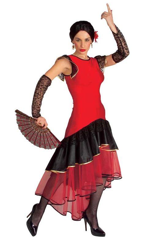 Robe Espagnole Flamenco Fille - robe espagnole v29130