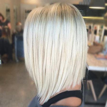 25 short straight blonde hairstyles 2017 – 2018 love