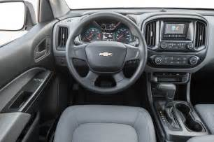 2015 Chevrolet Colorado Interior 2015 Chevrolet Colorado Is The 2015 Motor Trend Truck Of