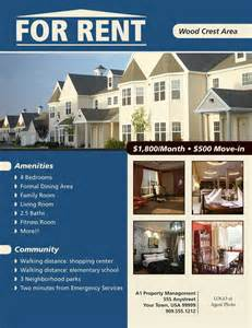 Rental Property Flyer Template 100 property brochure template free 30 best