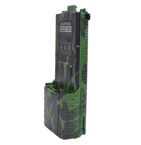 Taffware Walkie Talkie Battery 6xaaa For Baofeng baofeng uv5r walkie talkie battery 3800mah high capacity li lon rechargeable battery buy