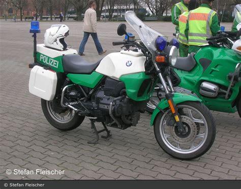Motorrad Shop Berlin Mitte by Einsatzfahrzeug B 31038 Bmw K 75 Krad A D Bos