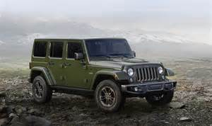 jeep grand wk2 75th anniversary edition jeeps