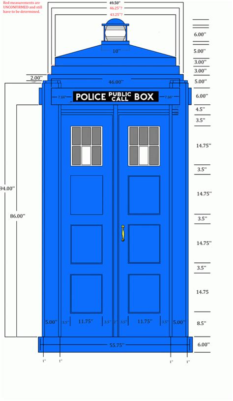 tardis builders  met box plans  draft
