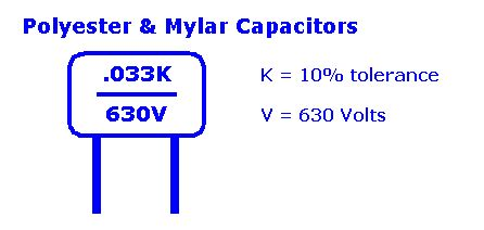how to read a mylar capacitor how to read the value of mylar capacitor 28 images 5pcs mylar capacitor 250v 2e104j 0 1uf