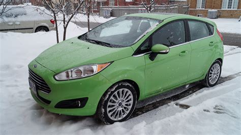 subcompact cars ford fiesta ti the world s subcompact car as luxurious