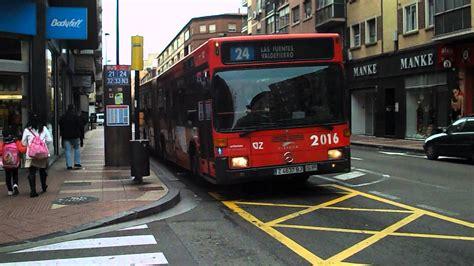 barcelona zaragoza bus mercedes benz o405gn2 n 186 2016 de autobuses urbanos de
