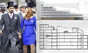 Five Bedroom House Plans dubai emir to build six storey car park in london for his