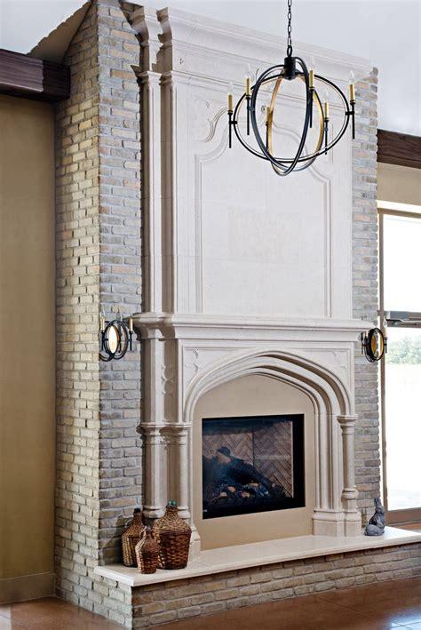 Brick Veneer Fireplace by 17 Best Ideas About Brick Veneer Wall On