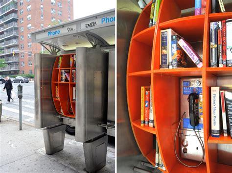 numero cabine telefoniche vecchie cabine telefoniche diventano mini librerie per il