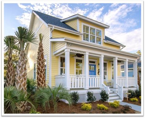 house design color yellow 25 best ideas about beach cottages on pinterest beach
