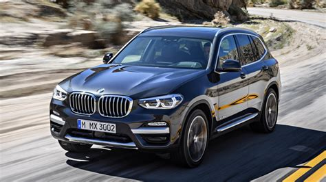New Bmw 2018 X3 by 2018 Bmw X3 All New Faster And More Efficient Than