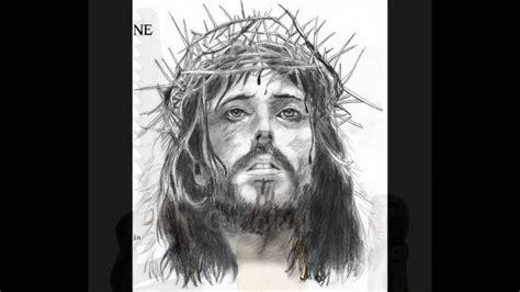 imagenes de jesus hecho a lapiz arte dibujos a lapiz wmv youtube