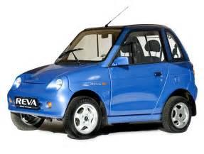 Reva Electric Car Company Reva I G 252 Nstiges Kompakt Elektroauto Made In India