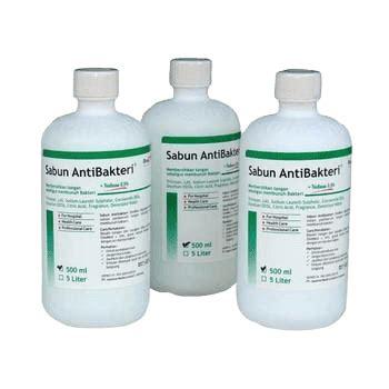 sabun antiseptik bahan baku manfaat merk terbaik