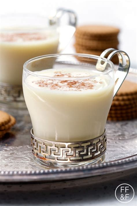 spiked eggnog punch harried housewife bottoms up spiked eggnog rum drinkwire