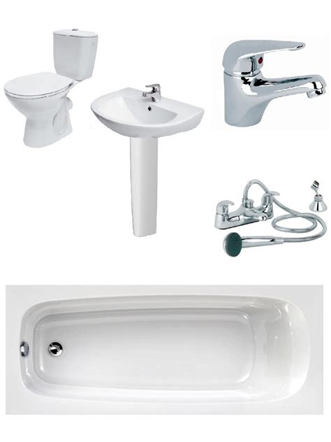 modena complete bathroom bundle complete suites