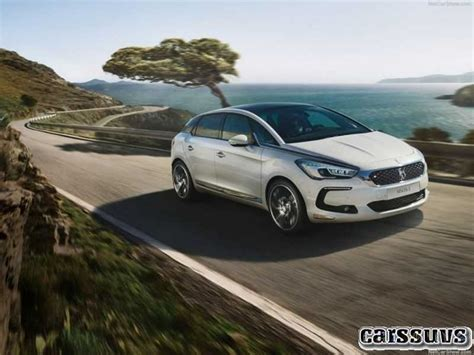 citroen ds5 2019 2018 2019 citroen ds5 photo price and equipment