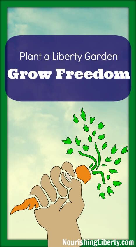 freedom brief readings on liberty peace and prosperity books plant a liberty garden grow freedom