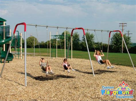 park swing set swing sets for public park schools