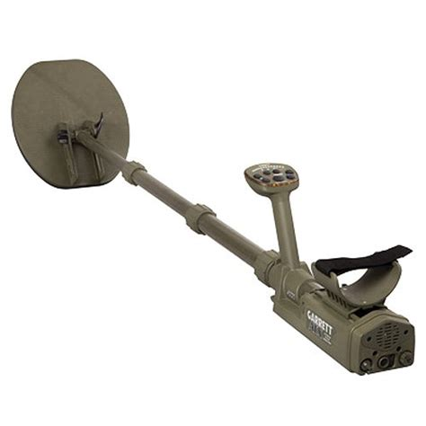 garrett atx pulse induction metal detector with 11x13 quot dd closed searchcoil
