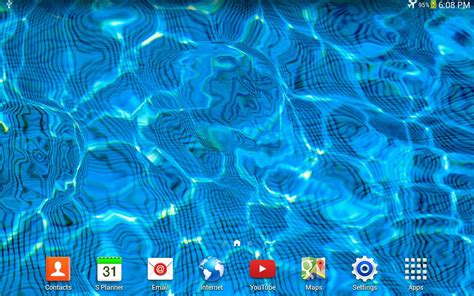 live wallpaper for pc touch screen water drop live wallpaper android apps on google play