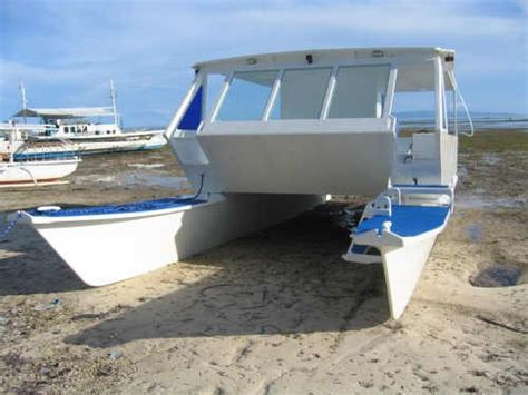 house boat builders sport fishing boat builders philippines catamaran custom boat philippines
