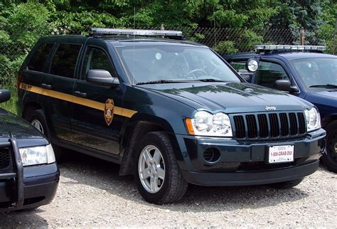 police jeep grand lake county