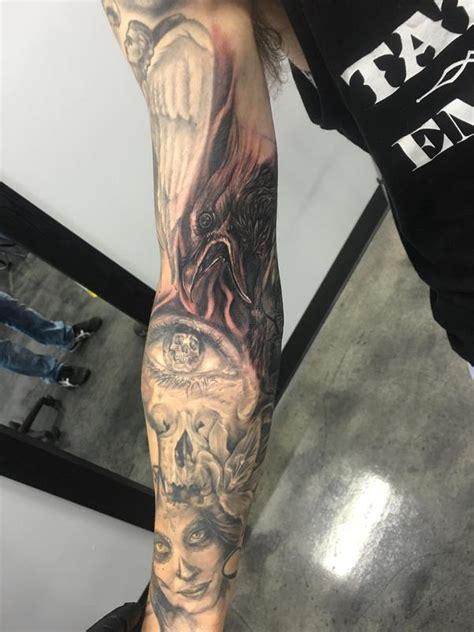 gallery tattoo jesse crow by jesse vickers tattoonow