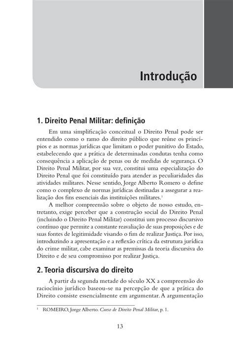 Direito penal militar: teoria do crime by Editora D