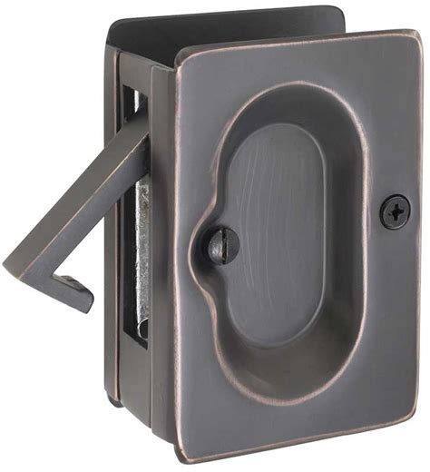 emtek passage pocket door lock shop pocket door hardware at homestead hardware