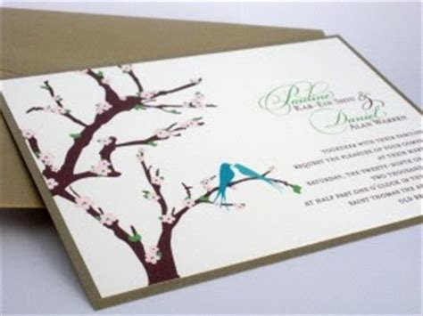 Bird Themed Wedding Invitations by Bird Themed Wedding Invitations Photo S Of