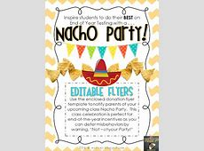 forkin4th: Motivate Students to do their Best with a NACHO ... Nacho Party Clipart