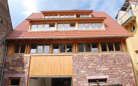 architekten heidelberg scheunenumbau in heidelberg rohrbach kochhan weckbach