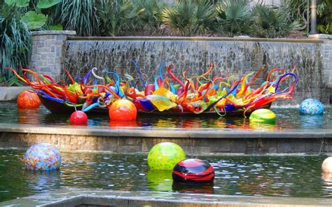 Chihuly Atlanta Botanical Gardens Chihuly At Atlanta Botanical Garden Miss Smarty Plants