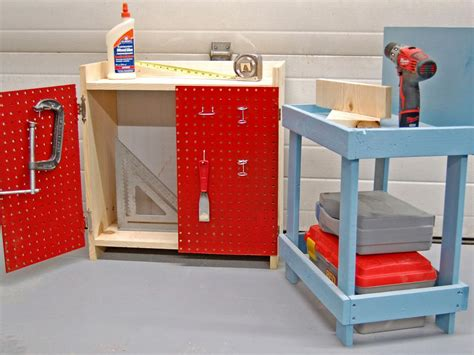 childrens work benches how to create an easy kids workbench hgtv