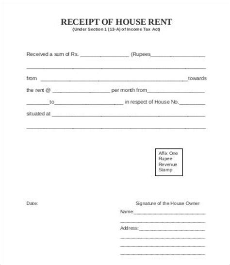 printable receipt for goods printable receipt template 27 free word pdf documents