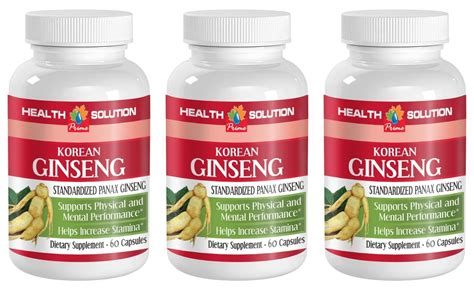 Ponds Detox With Korean Ginseng Review by Help Sexual Problems In Males Korean Ginseng 350mg