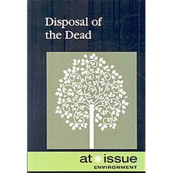 dispose of dead disposal of the dead at issue series achat livre prix fnac