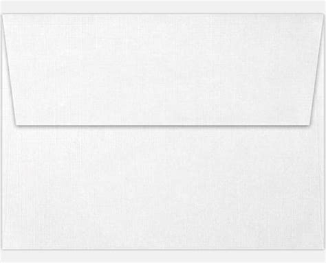 white linen a6 envelopes square flap 4 3 4 x 6 1 2